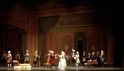 TRAVIATA large set Act 4 without PUT-21